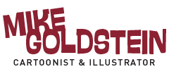 Mike Goldstein Mobile Logo