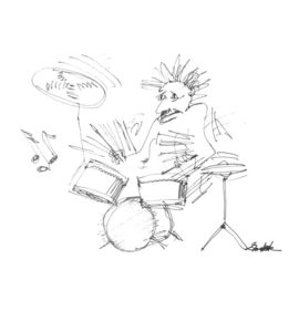 Mike Goldstein Illustrator
