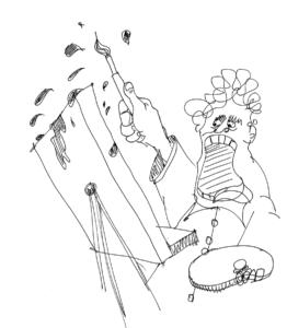 Mike Goldstein - Cartoonist & Illustrator